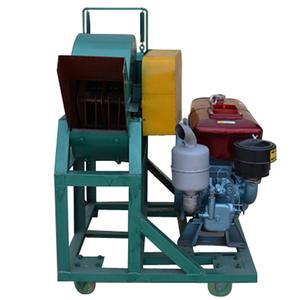 9RC-3型揉丝机(柴油机)